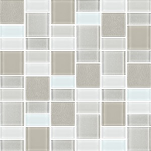 Fusion Pearl - Glass Tiles