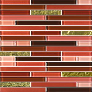 Charms Garnet - Glass Tiles