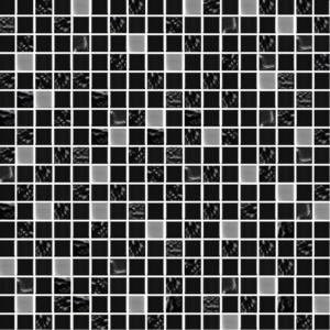 Jasper Silver - Glass Tiles