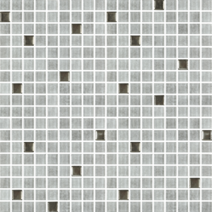 Athena Blend Bianco 14x14 - Glass Tiles
