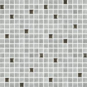 Athena Blend Bianco 14x14 - Glass Tiles
