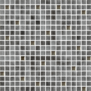 Athena Blend Argento 14x14 - Glass Tiles
