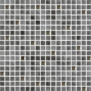 Athena Blend Argento 14x14 - Glass Tiles