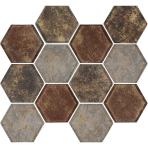 Asgard Rusty Brown - Glass Tiles