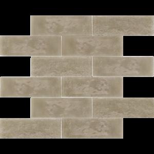 Cambridge Brick Avorio - Glass Tiles