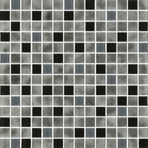 Powder & Crystal Mix B7 - Glass Tiles