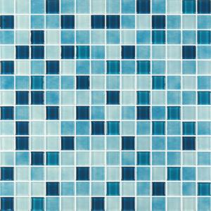 Hudson Bay Sea Aqua Glass Tiles