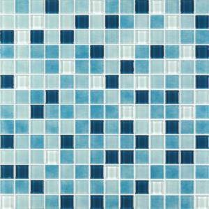 Hudson Bay Blue Glass Tiles