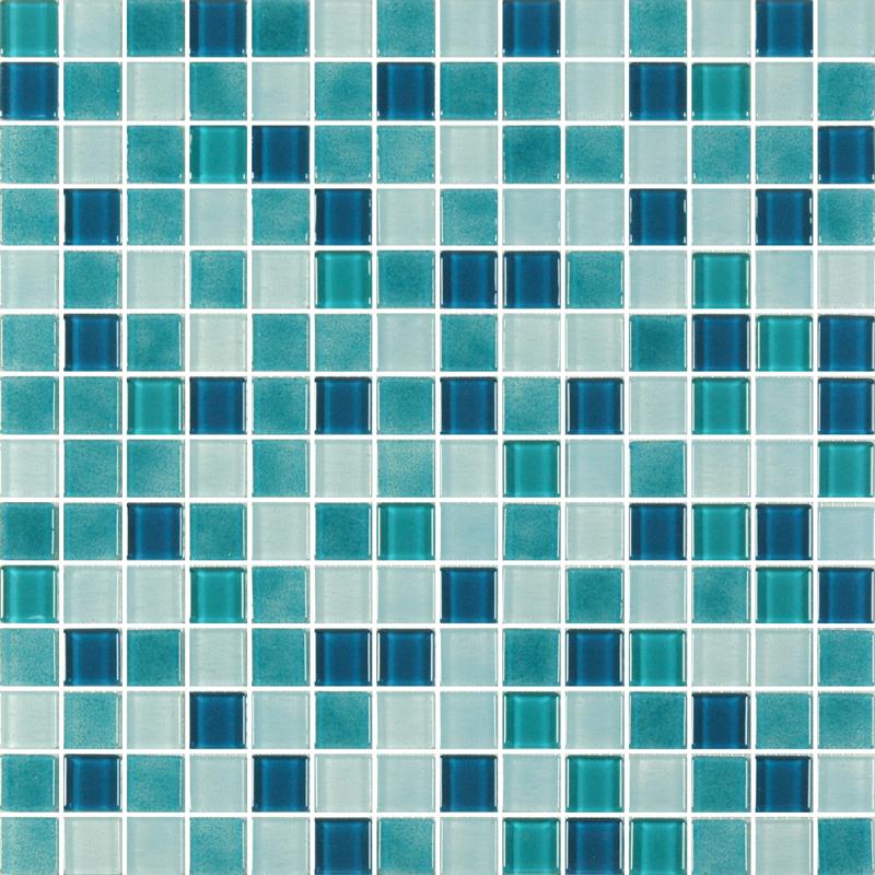 Glass Tiles-Hudson Bay Evergreen