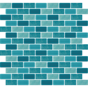 Phi Phi Evergreen Glass Tiles