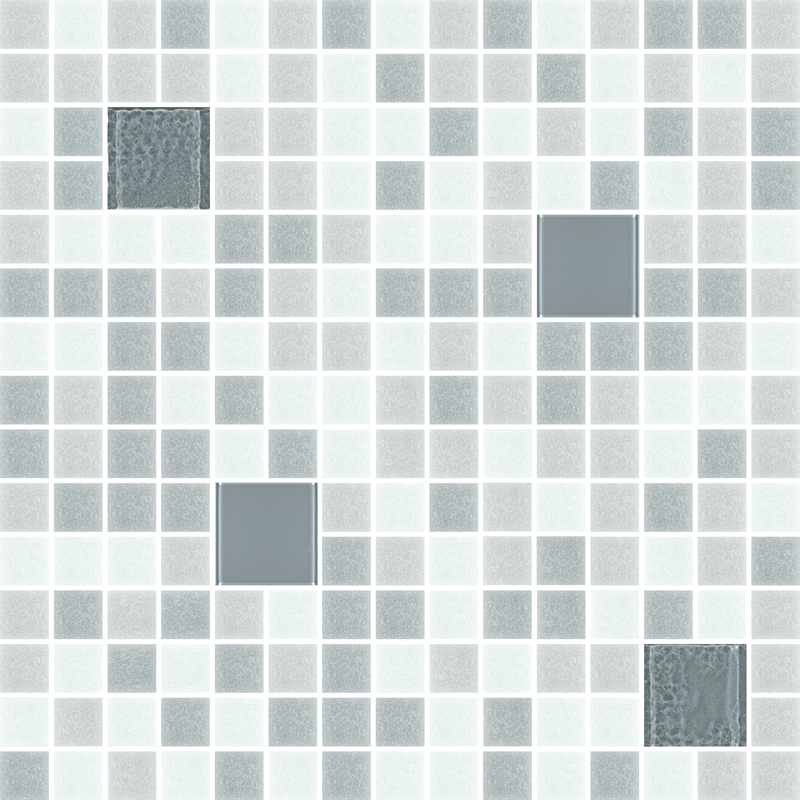 Cocktail White Russian Glass Tiles