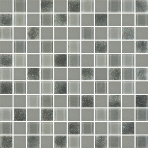 Quad Grigio - Glass Tiles