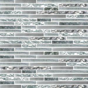 Victoria Silver - Glass Tiles