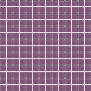 Crystal Purple Glass Tiles