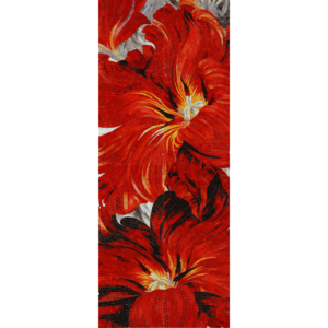 FLOWER 02 - Mosaic Art - Glass Tiles