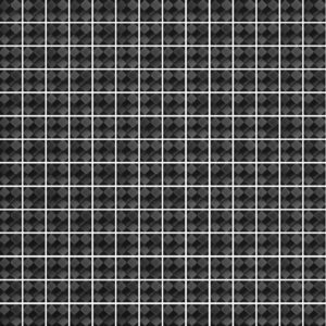 Diamond Black - Glass Tiles