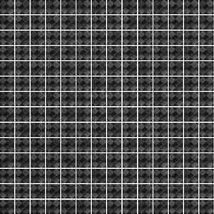 Diamond Black - Glass Tiles