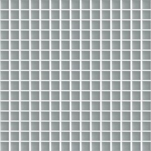 Mantra Plain Silver - Glass Tiles