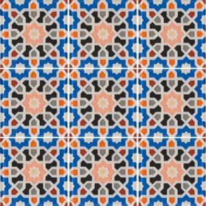 MQ2-3 Cobalt Blue - Glass Tiles