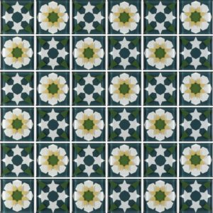 MQ3-6 Green - Glass Tiles