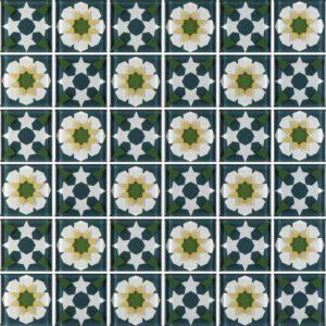 MQ3-6 Green - Glass Tiles