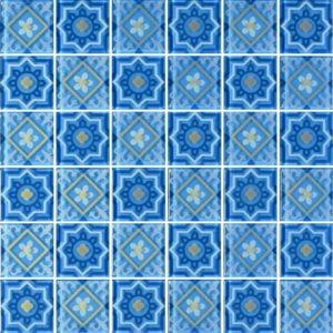MQ4-7 Cobalt Blue - Glass Tiles