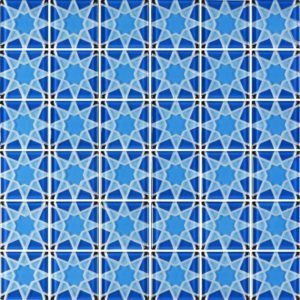 MQ5-9 Cobalt Blue - Glass Tiles