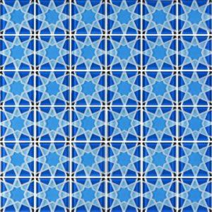 MQ5-9 Cobalt Blue - Glass Tiles