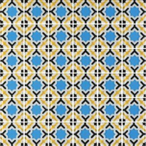 MQ6-13 Yellow - Glass Tiles