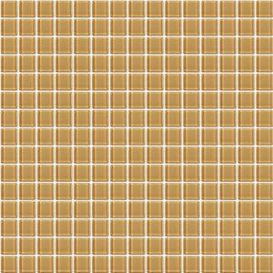 Metalli Gold(P) - Glass Tiles