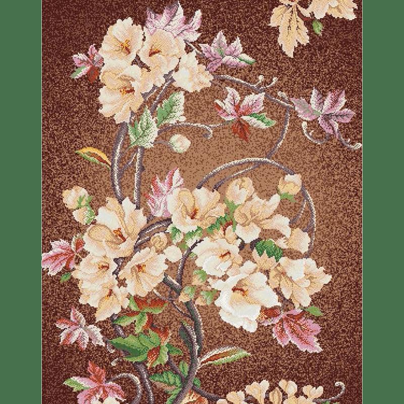 Flower - Mosaic Art - Glass Tiles