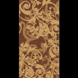 Victorian Gold - Mosaic Art - Glass Tiles