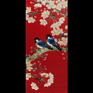 BIRDS - Mosaic Art - Glass Tiles