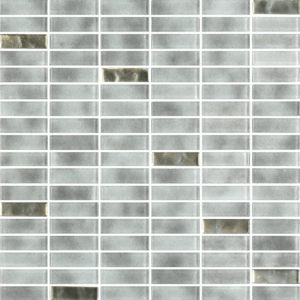 Athena Blend Bianco - Glass Tiles