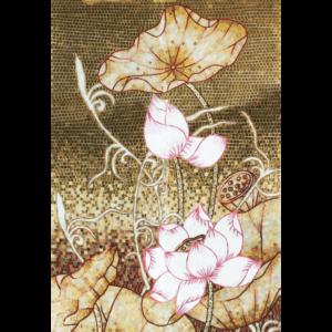 LOTUS - Mosaic Art - Glass Tiles