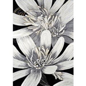 FLOWER 01 - Mosaic Art - Glass Tiles