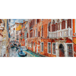 VENICE - Mosaic Art - Glass Tiles